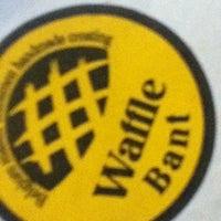 Photo taken at Waffle Bant by Kangmin K. on 5/23/2012