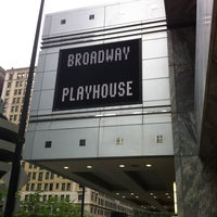 Photo taken at Broadway Playhouse by _ M. on 7/16/2011