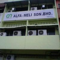 Photo taken at Alfa-Meli Sdn.Bhd. by mfr on 1/18/2012
