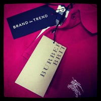 Photo taken at BRAND IN TREND by V Akirtava N. on 4/10/2012