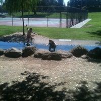 Photo taken at Serra Park by Jason C. on 9/6/2011