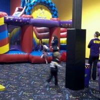Photo taken at Pump It Up by M K. on 12/23/2011