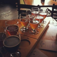 Photo taken at Migration Brewing by emuchico W. on 4/29/2012
