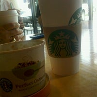 Photo taken at Starbucks by Kristi L. on 7/16/2012