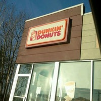 Photo taken at Dunkin' Donuts by Jim L. on 1/18/2012