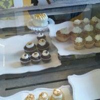 Photo taken at Enjoy Cupcakes by Dave H. on 3/25/2012