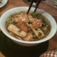 Photo taken at Cafe Soya by Zoe G. on 4/9/2011