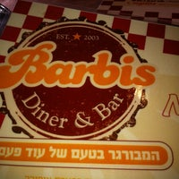 Photo taken at Barbis Diner & Bar by Dror E. on 11/26/2011