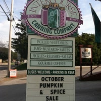 Photo taken at Intercourse Canning Company by EquinesAss on 10/18/2011