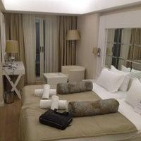 7/18/2012 tarihinde Илья 🇩🇪 B.ziyaretçi tarafından Alesta Yacht Hotel'de çekilen fotoğraf