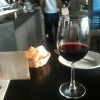 Photo taken at Restaurante Azabache by Abraham V. on 9/7/2012
