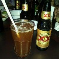 Photo taken at Arena Restaurante & Bar by Bel I. on 8/16/2012