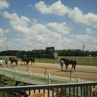 Photo taken at Tampa Bay Downs by Shem-Tov C. on 4/28/2012