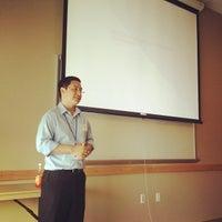 Photo prise au CSULA University Student Union par Victor H. le5/25/2012