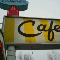 Photo taken at Twede's Cafe by Jeremy H. on 1/15/2012