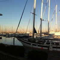 Photo taken at Cap d'Agde by Sylvie L. on 12/16/2011