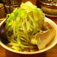 Photo taken at 百歩ラーメン by Satoru I. on 5/18/2012