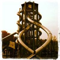 Photo taken at Heide-Park Resort by Robert R. on 10/17/2011