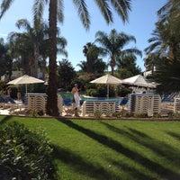 Photo taken at Hotel PortAventura by Никита С. on 5/11/2012