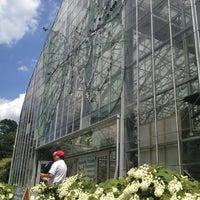 Photo taken at Krohn Conservatory by Janice J. on 6/3/2012