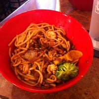 Photo taken at Genghis Grill by Heather M. on 6/2/2012