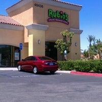 Photo taken at Rubio's by Heidi W. on 7/15/2012