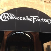Photo taken at The Cheesecake Factory by Gerard H. on 7/1/2012
