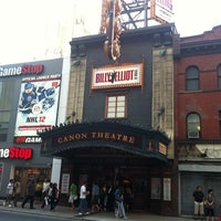 Photo taken at Ed Mirvish Theatre by Doug M. on 8/19/2011