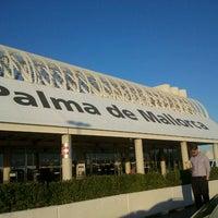 Photo taken at Palma de Mallorca Airport (PMI) by Caterina J. on 5/23/2012