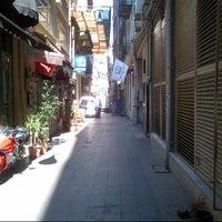 Photo taken at İstanbul Barosu by Kerem H. on 8/14/2012