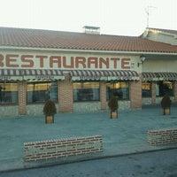Photo taken at Cafeteria Los Cisnes by Joaquín M. on 1/7/2012