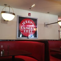 Photo taken at Jerry's Famous Deli by Hande A. on 5/6/2012