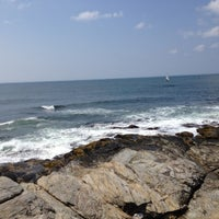 Photo taken at Beavertail State Park by Mark H. on 7/16/2012