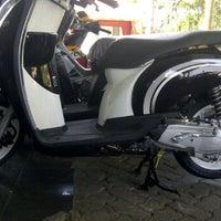 Photo taken at Wijaya Motor by aries on 9/16/2011