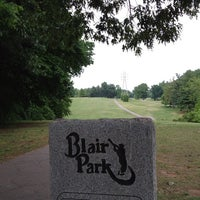 Photo taken at Blair Park golf course by David H. on 4/28/2012