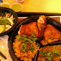 Photo taken at El Pollo Loco by Aaron Chiklet A. on 9/13/2011
