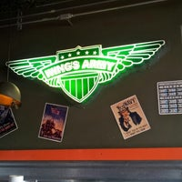 Photo taken at Wings Army by Isidro V. on 6/24/2012