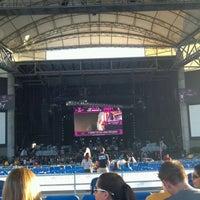 Photo taken at MIDFLORIDA Credit Union Amphitheatre by Miranda O. on 9/24/2011