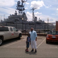 Photo taken at Washington Navy Yard by Harvey S. on 7/28/2012