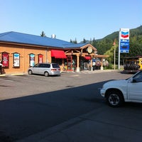 Photo taken at Nooksack Market Centre by Susan S. on 9/11/2011