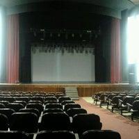Photo taken at Teatro Municipal de Limeira by Laurah P. on 9/30/2011