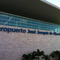 Photo taken at José Joaquín de Olmedo International Airport (GYE) by Andres O. on 4/18/2011