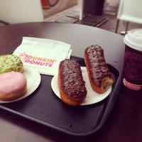 Снимок сделан в Dunkin' Donuts пользователем kristina 9/6/2012