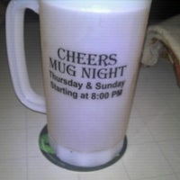 Photo taken at Cheers by Stephanie S. on 9/30/2011