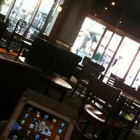 Photo taken at Starbucks by Bingo H. on 11/15/2011