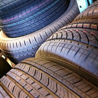 Photo taken at Costco Tire Center by chelle d. on 6/9/2012