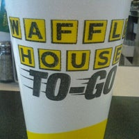 Photo taken at Waffle House by Sherica T. on 4/9/2012