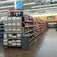 Photo taken at Walmart Supercenter by Shiera C. on 9/21/2011
