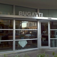 Photo taken at Bugatti by Paolo on 9/14/2011