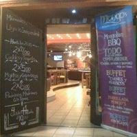 Photo taken at Mongos Lounge & Grill by Renan E. on 12/28/2011